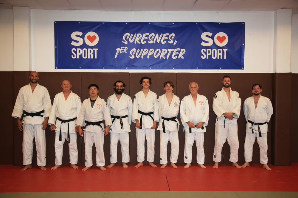 club judo suresnes